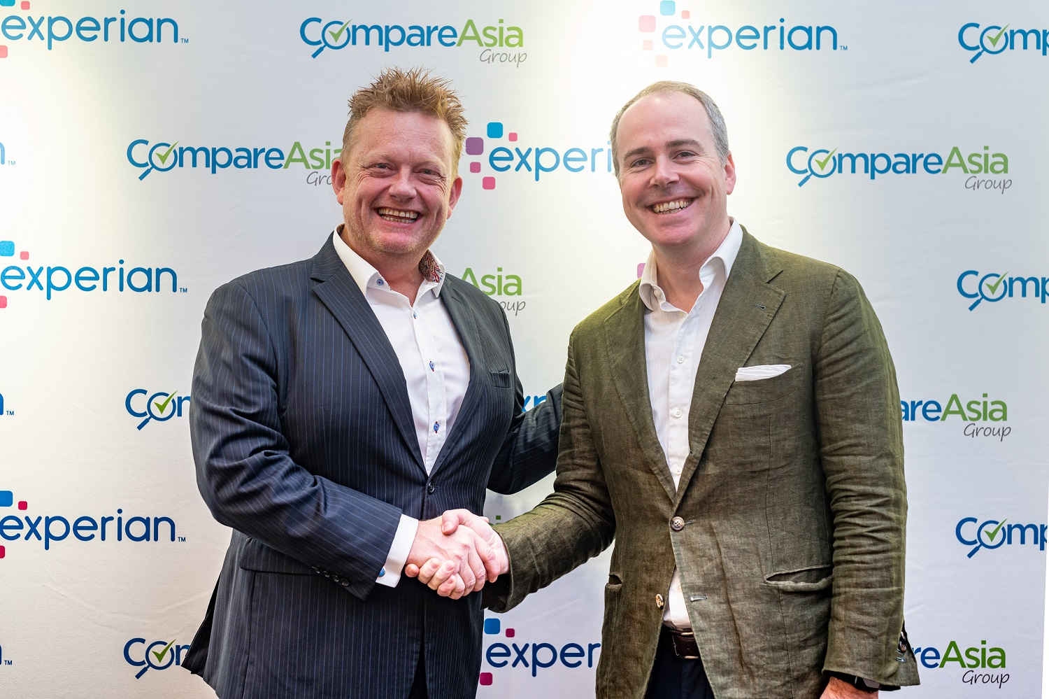 Experian and CompareAsiaGroup Announce Technology Partnership, with Experian Leading US$20M First Close of the Platform's Series B1 Investment